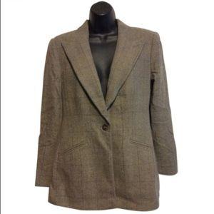 Armani COLLEZIONI Vintage Cashmere/Wool Blazer